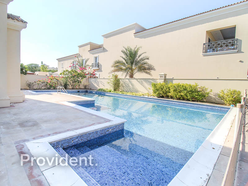 Furnished | Private Pool | Biggest Collection