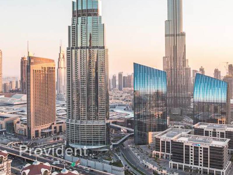 Investor Deal - Burj Khalifa View - Downtown Dubai