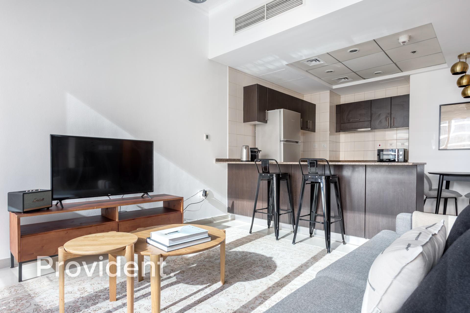 Fully Furnished w/Dishwasher|AC Free|Move In Ready