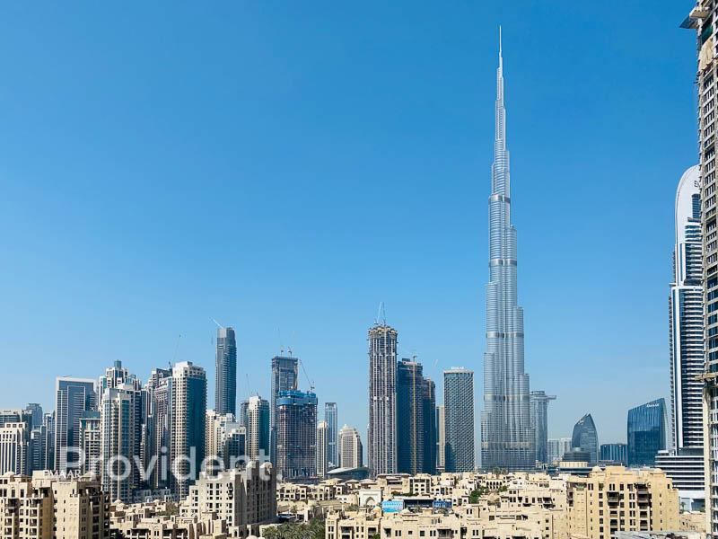 Burj Khalifa View | Best Price | Fitted Kitchen