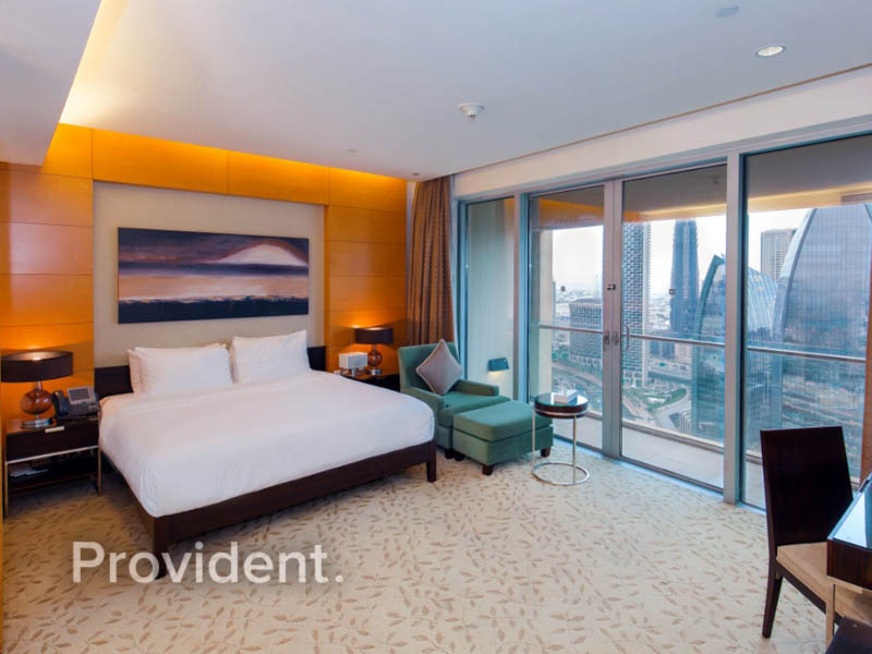 Best Layout | Burj and Fountain Views