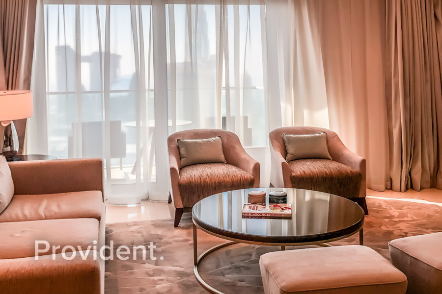 Fully Furnished | Downtown & Fountain Views