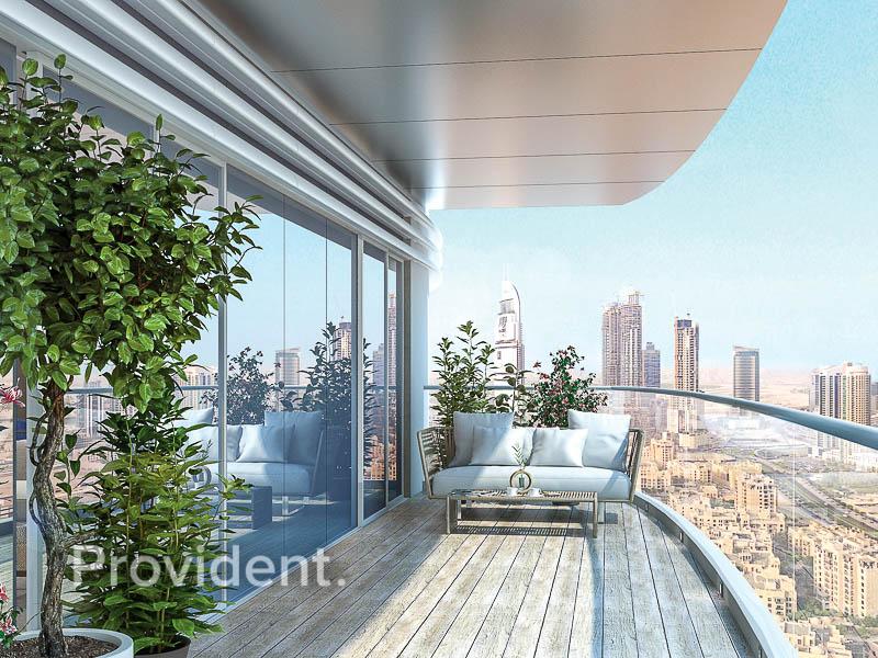 Luxurious 5 Bed Burj View   Excellent Payment Plan