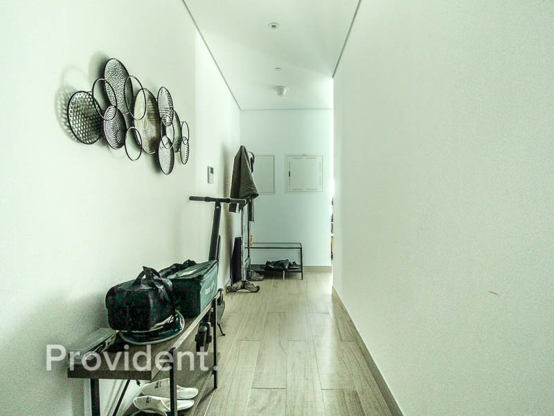 Fully Furnished | Sea View | Mid Floor