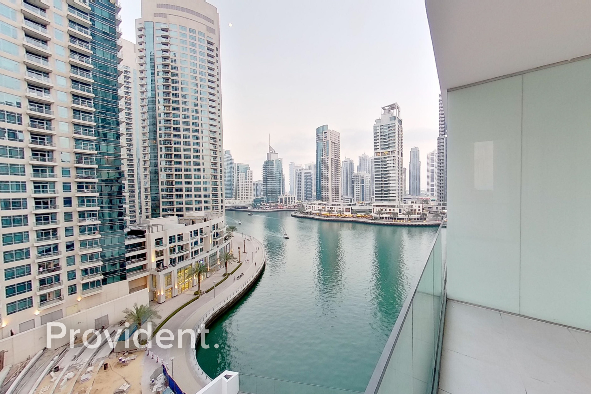 New Tower|Tenanted|Marina View|High End Finishings