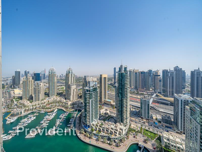 Enjoy A Permanent Holiday with Full Marina View