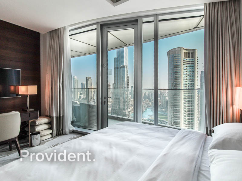 First Class Living | Burj Khalifa View | Luxury