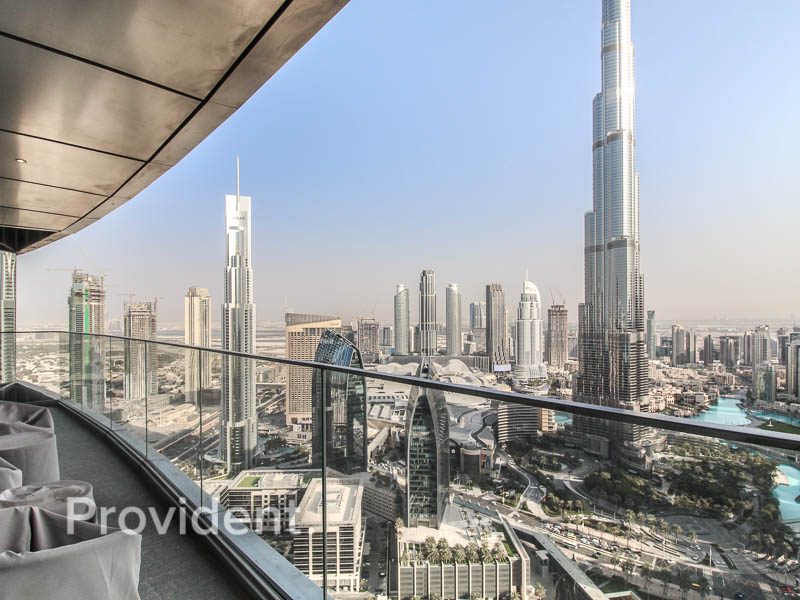 First Class Living | Burj Khalifa View | Luxury