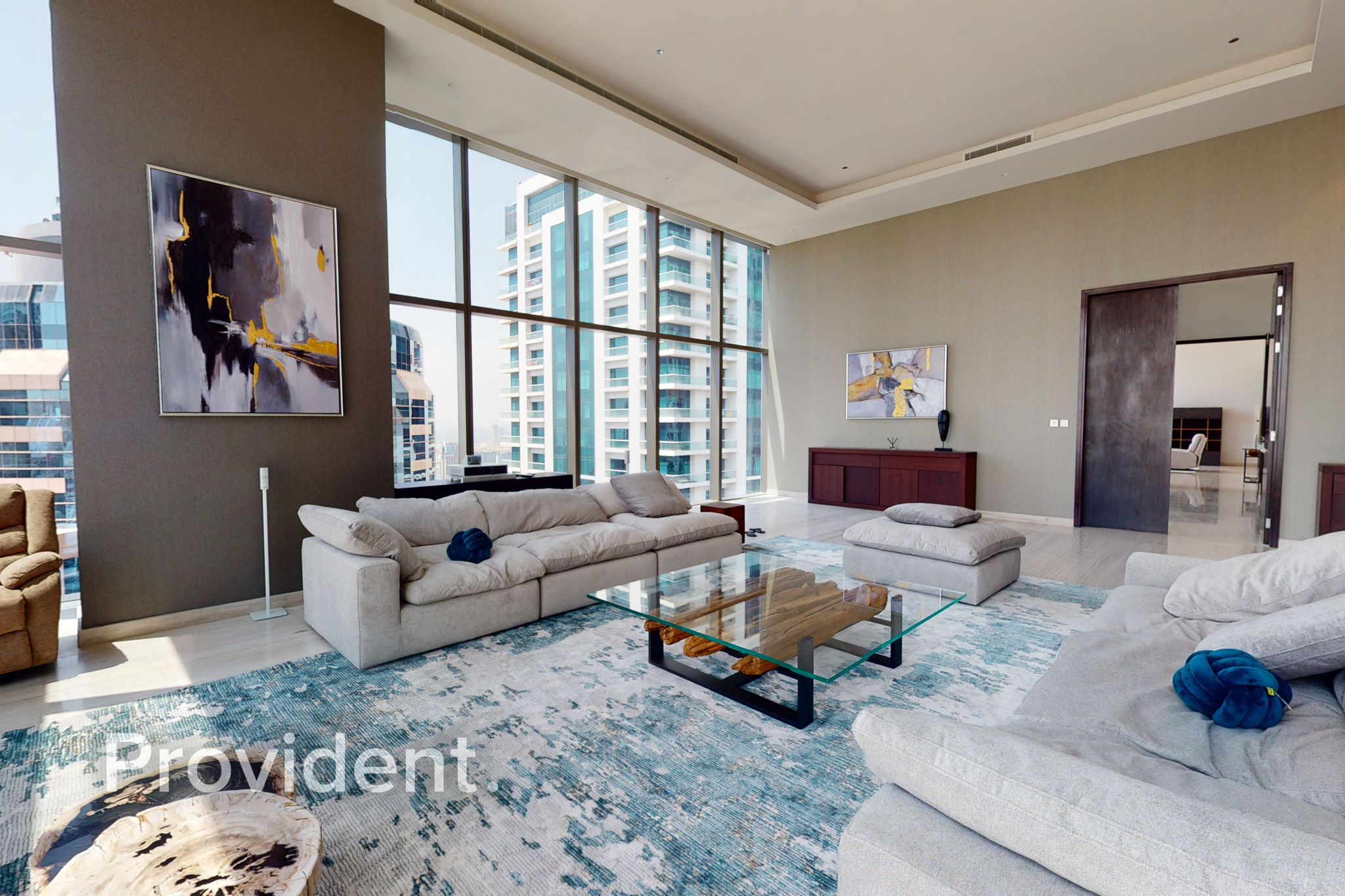 Brand New Luxury Penthouse | Full Marina/Sea View