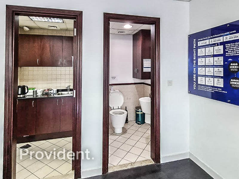 Unfurnished | Partitioned | High Floor