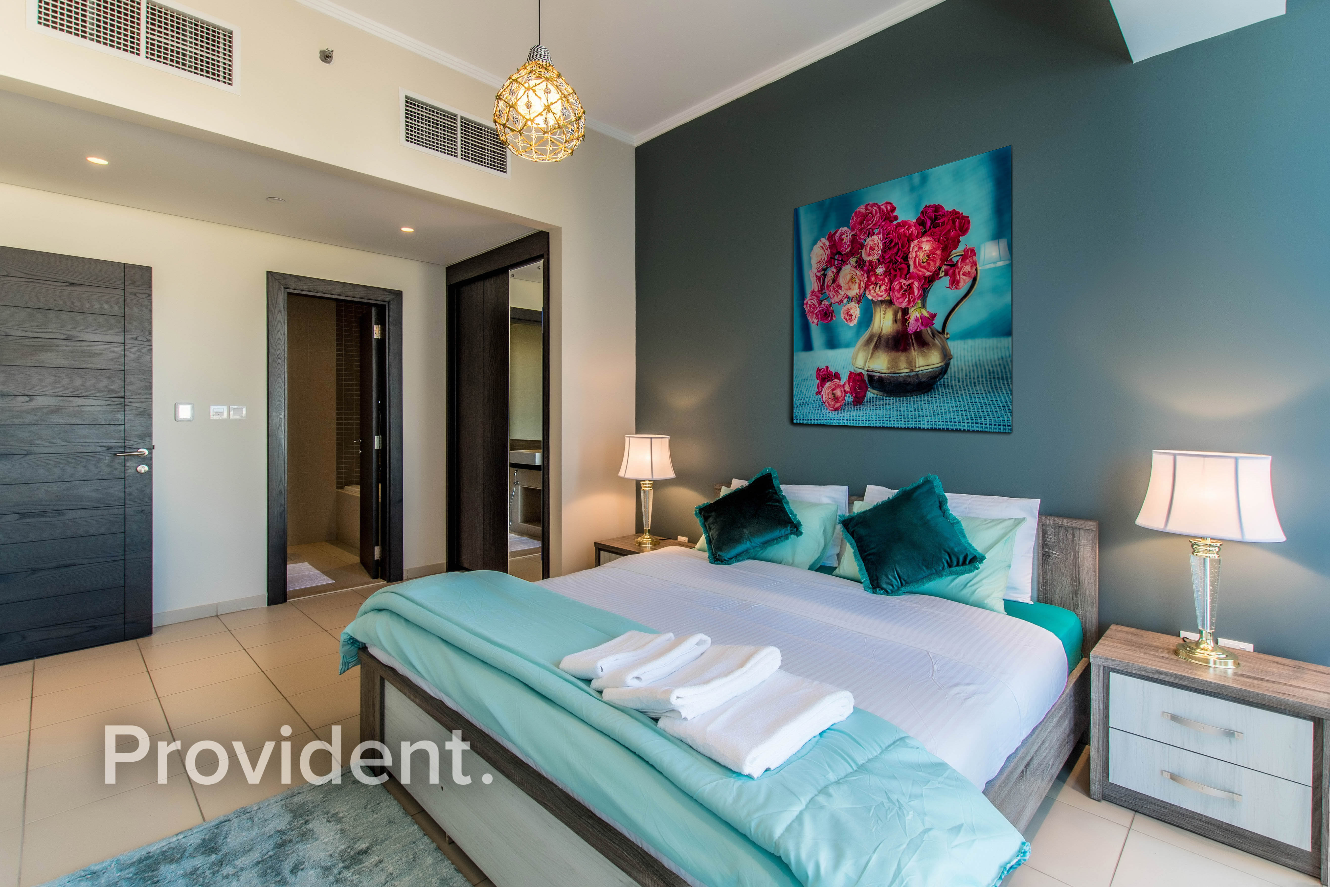 Exclusive | Modern Furnished 2 BR | Marina View
