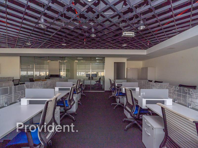 Fully Furnished | Full Floor | DMCC License
