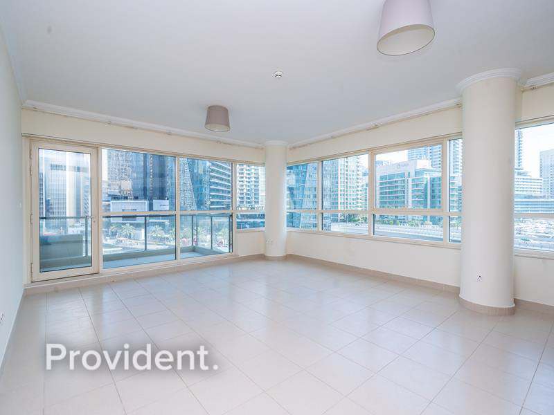 Well Maintained | AC Free | Full Marina Views