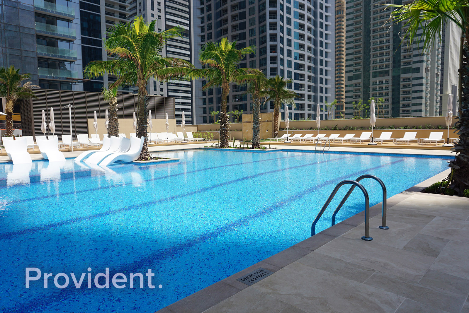 Rare 1BR| Marina View| Available in July| AC Free