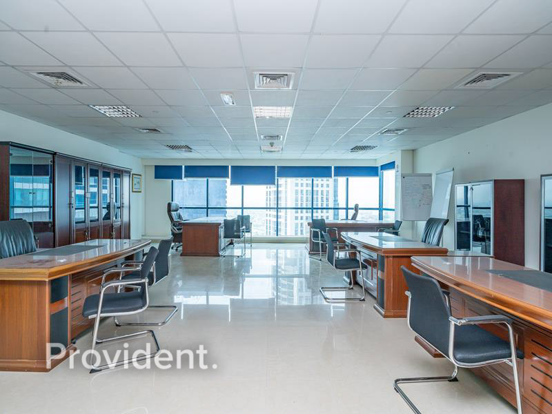 Furnished Office   High Floor   Well Set Space