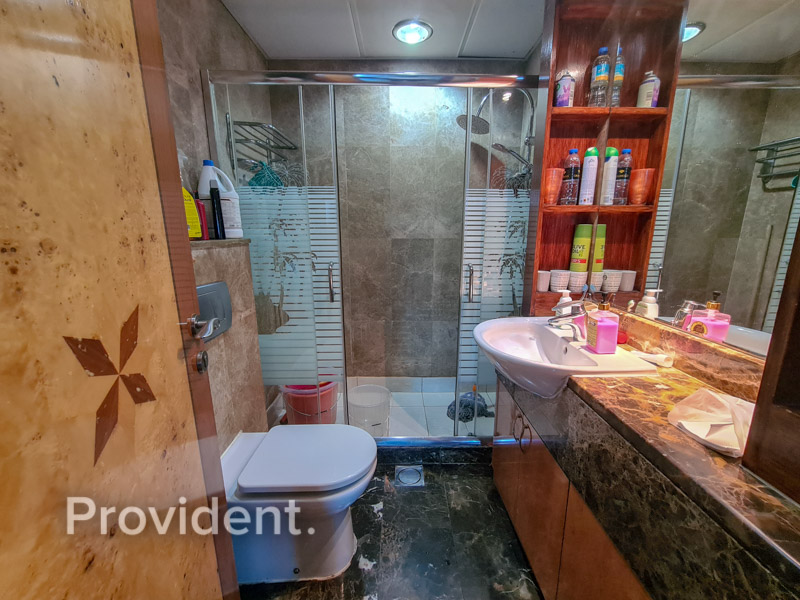 Fully Furnished | High Floor | Full City View