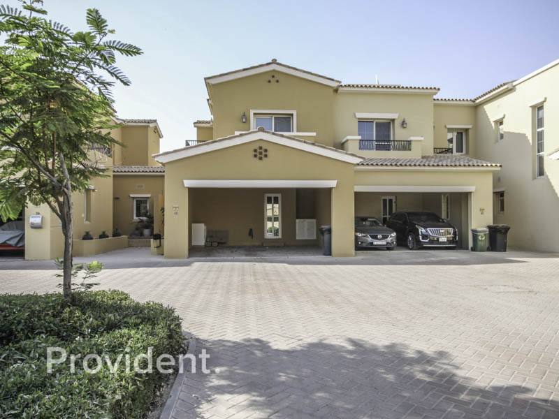 Exclusive 2BR Villa | Independent Garden| Bright