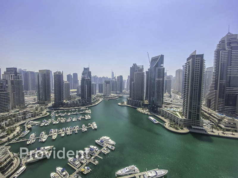 Price reduction | Full Marina view | Brand new