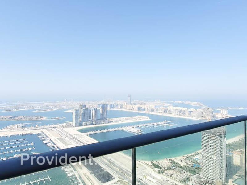 Full Sea View  Elegantly Furnished  Luxury Living