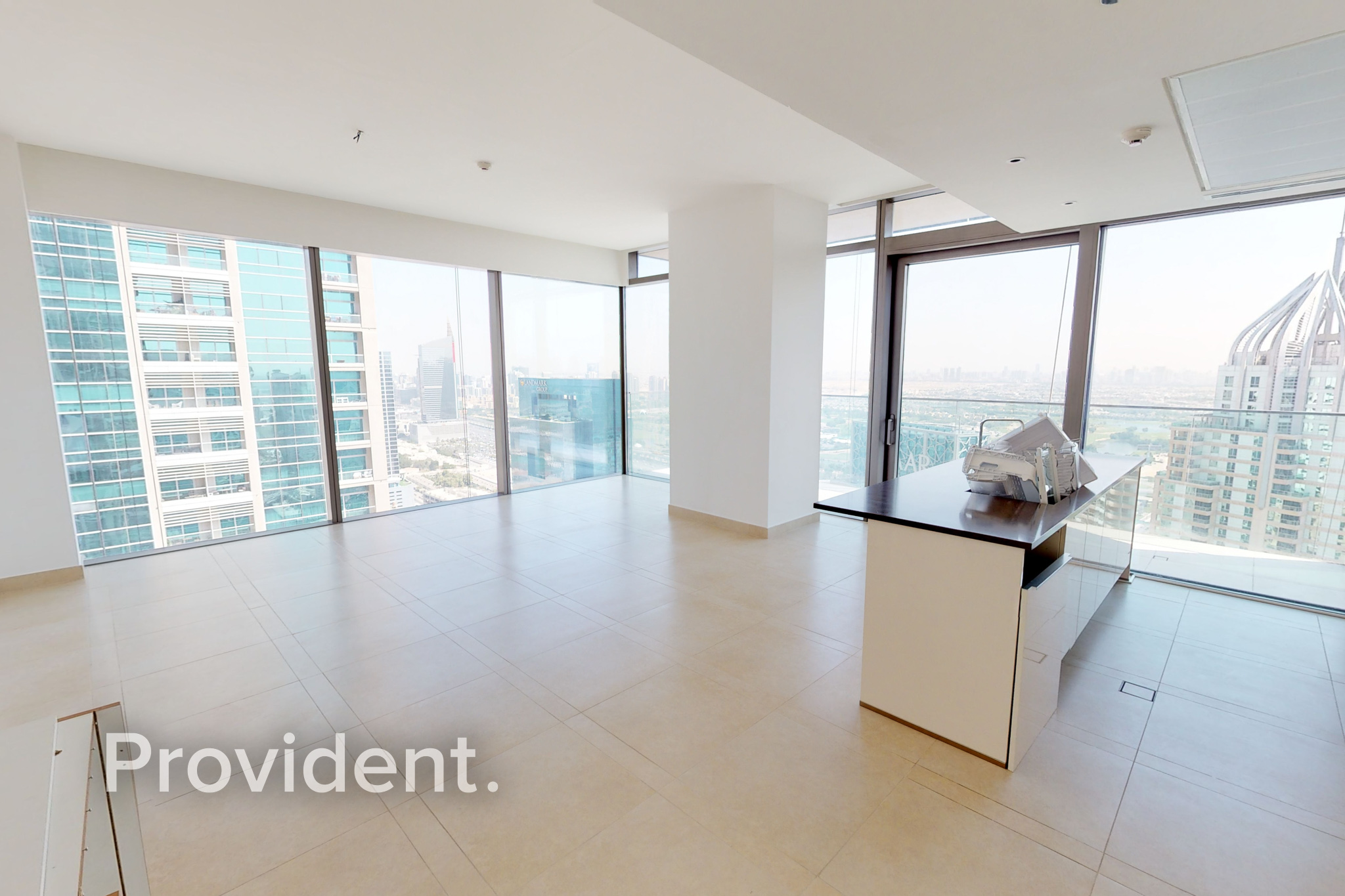Corner Unit|Partial Marina View|Available in July