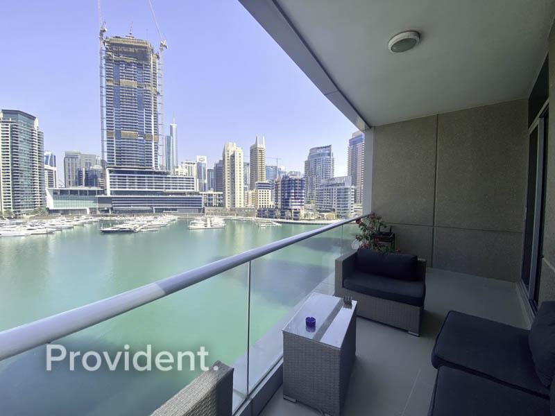 Stunning Marina Views| Upgraded| Negotiable