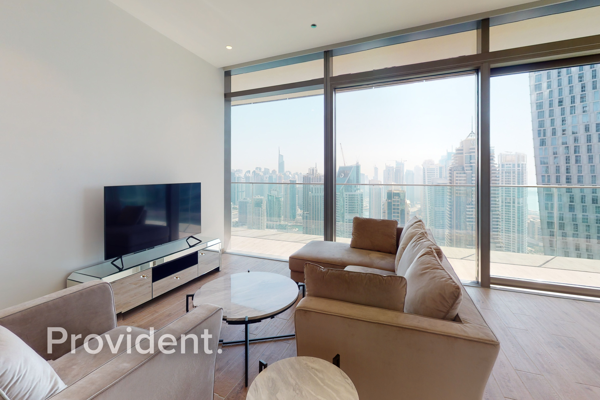 2BR Furnished| Full Marina and Sea View| AC Free
