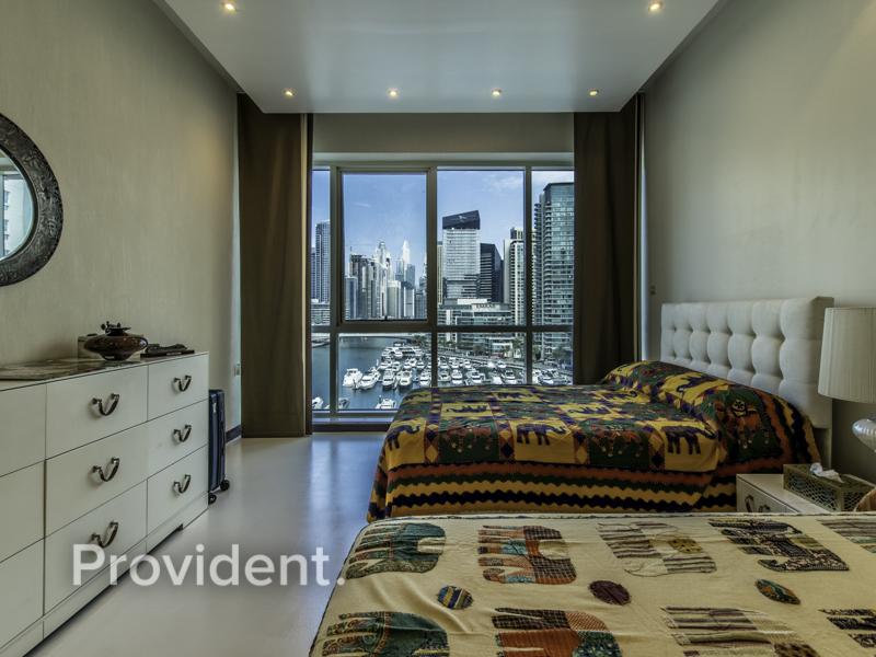 Spacious Apartment | Full Marina View | Vacant