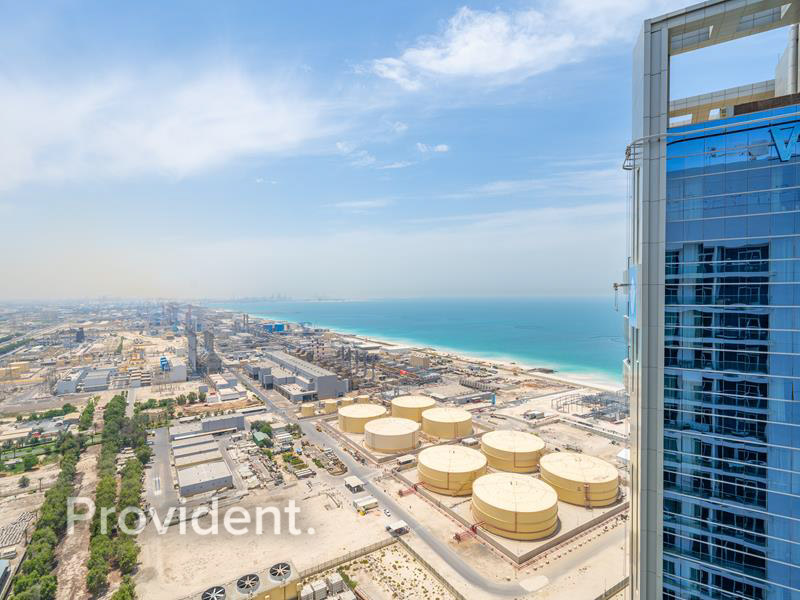 Full Sea View | Rented Unit | High Floor