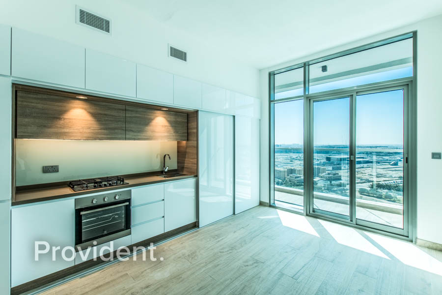 Partial Sea View | Rented Unit | High Floor