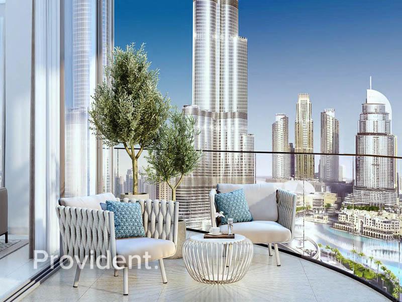 Luxurious | Burj Khalifa View | Fountain View