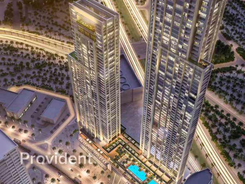 Burj View | High Floor | Brand New