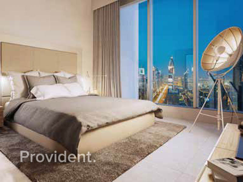 High Floor | Burj Khalifa View | High Floor