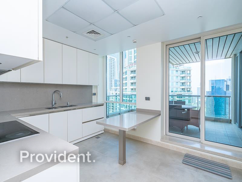 Upgraded Penthouse   Stunning Views   Vacant