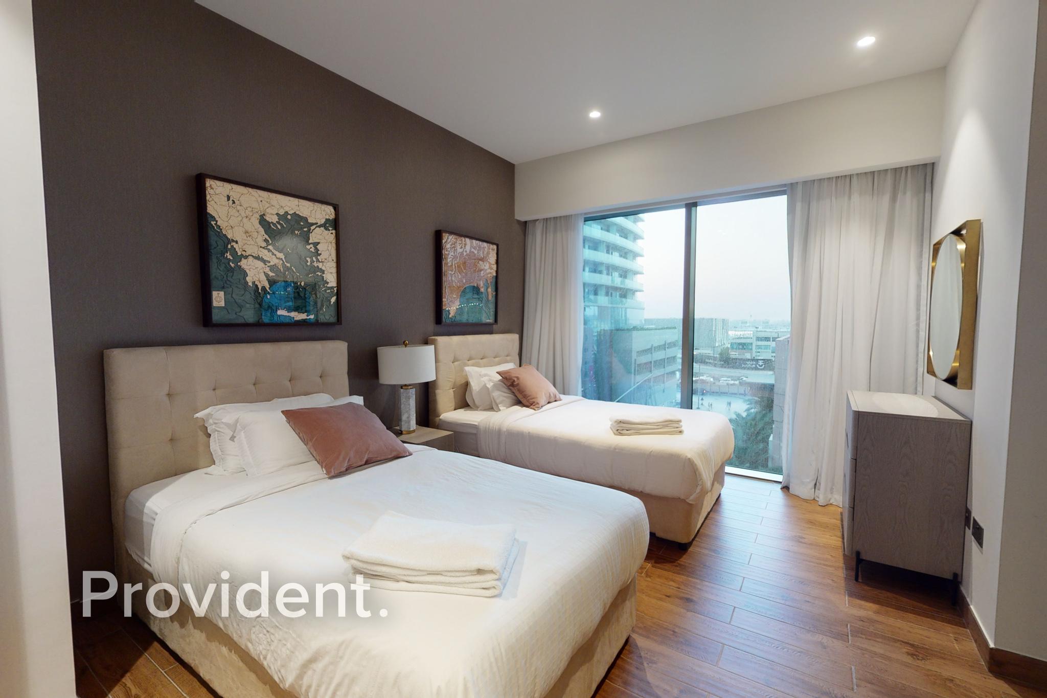Luxury 3BR Duplex Villa|FullyFurnished|Marina View