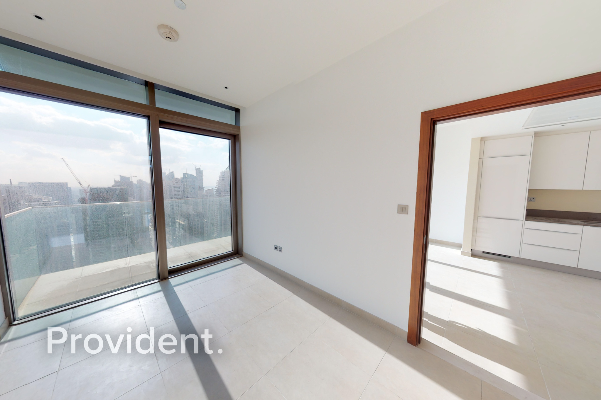 Full Marina View   High Floor  Available in August