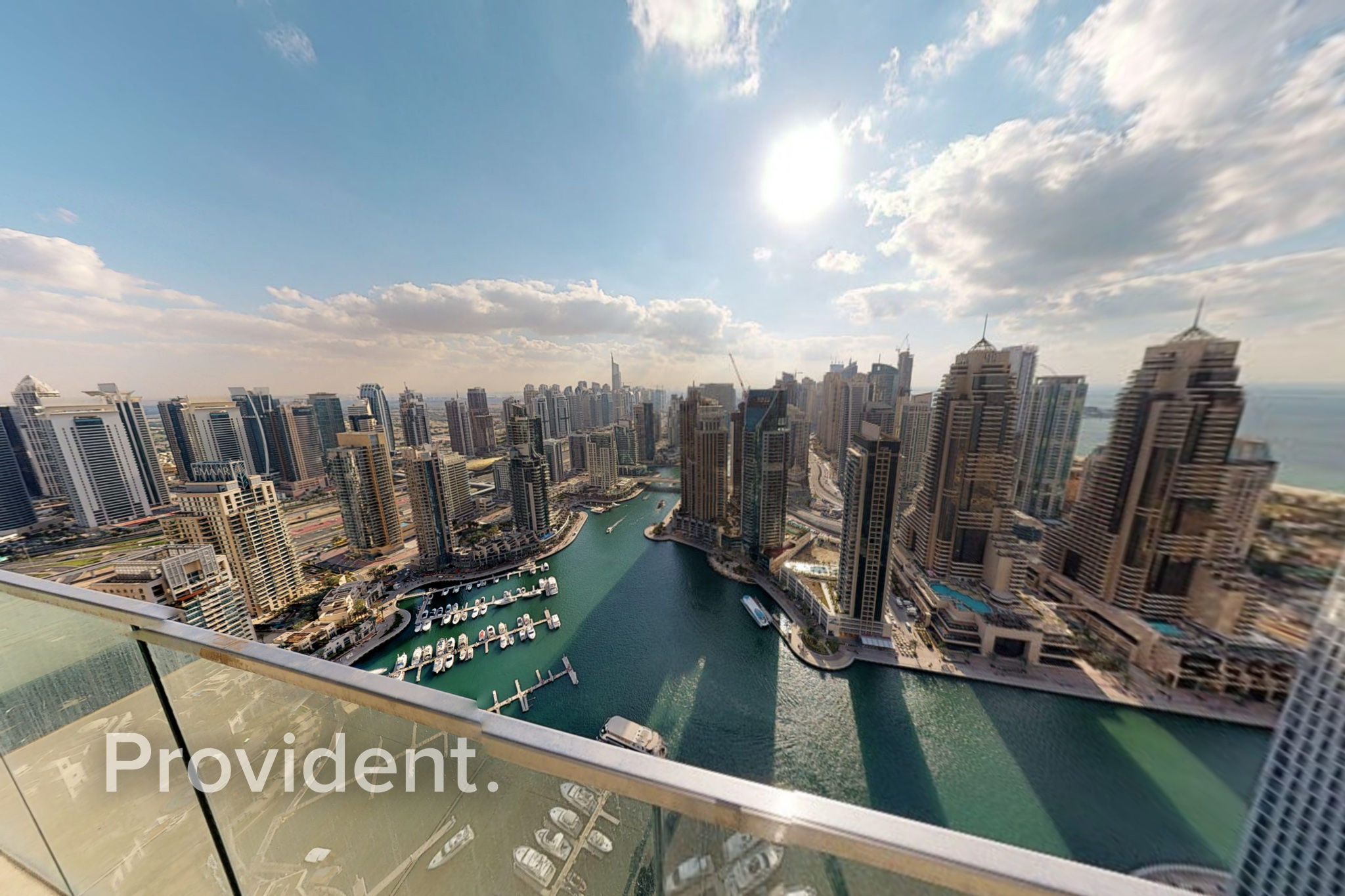 Full Marina View | High Floor |Available in August