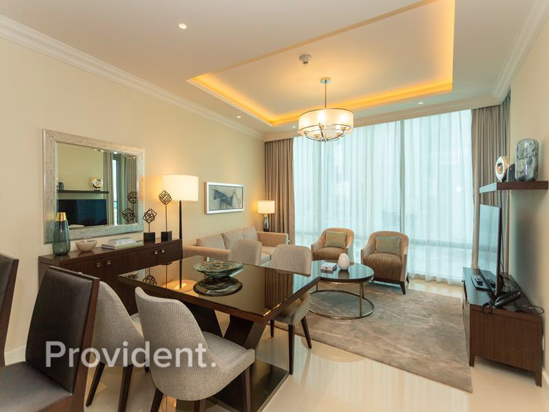 Stylish | Spacious and Fully Furnished | Serviced