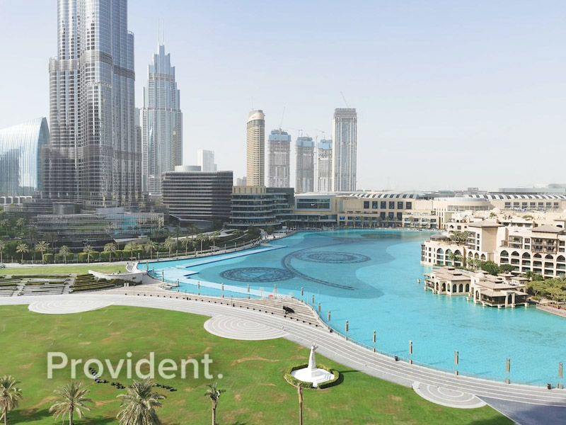 Lowest Price | Burj And Fountain View | Tower 3