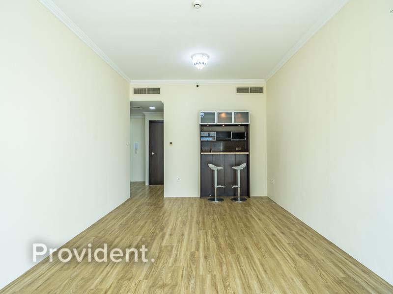 Upgraded 1 BR | Marina View | High Floor