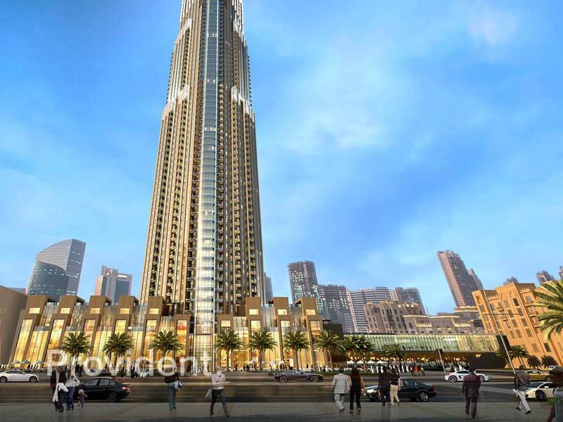 Luxury 3BR High Floor 75% Post Handover