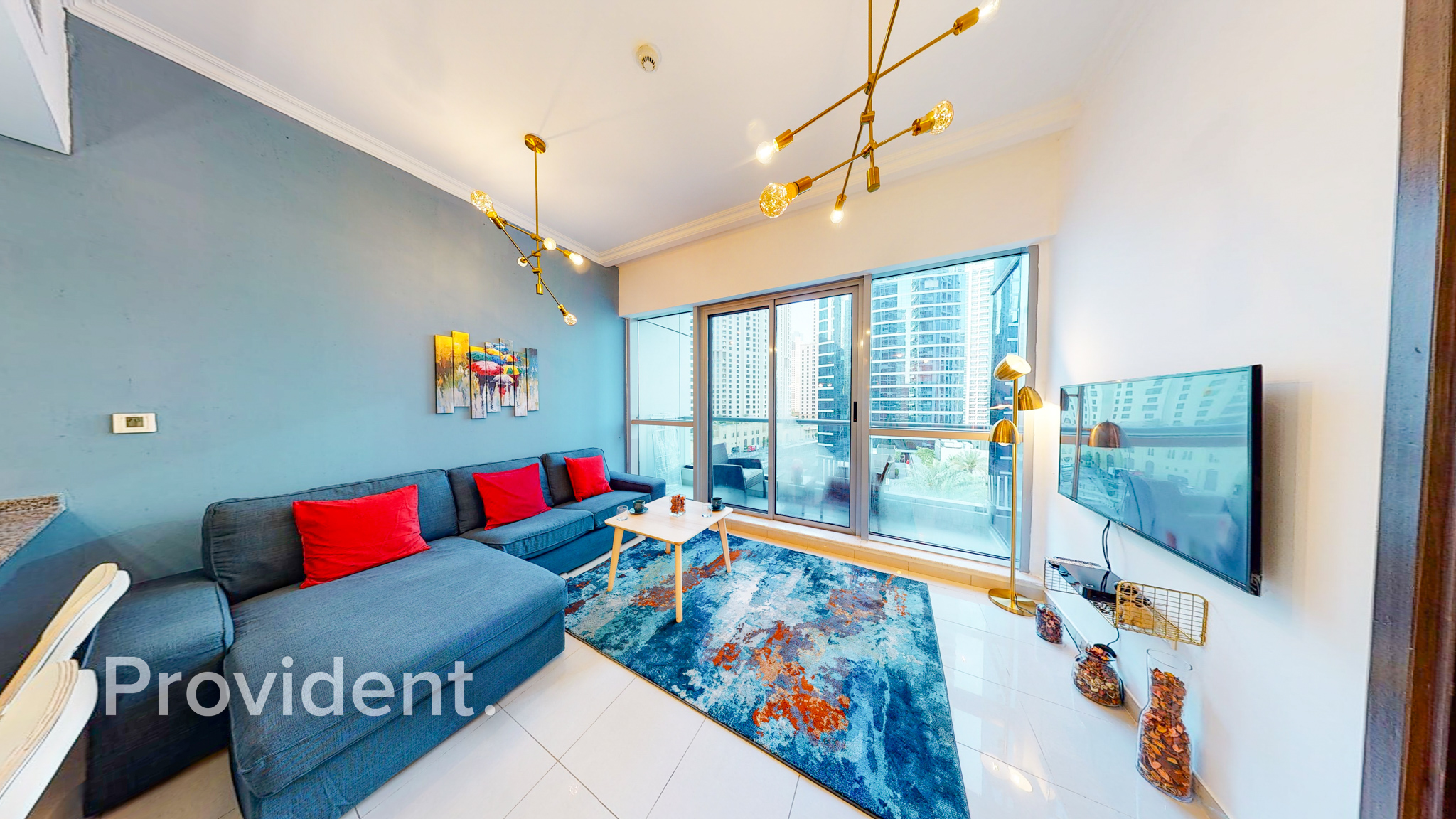Monthly or Yearly Furnished Apt.|Next to the Beach