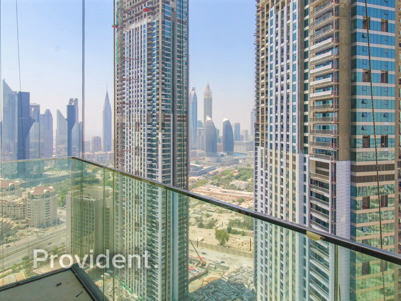 Stunning Zabeel View   Connected to Dubai Mall