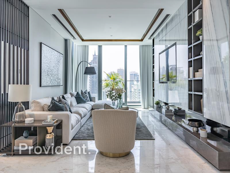 Duplex Penthouse | Panoramic View | Brand New