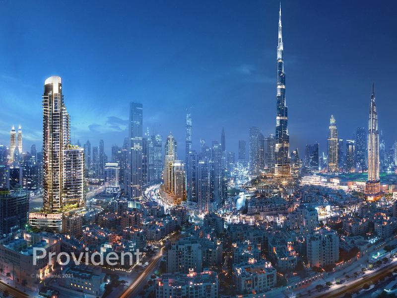 VIP Penthouse | Full Burj Khalifa View