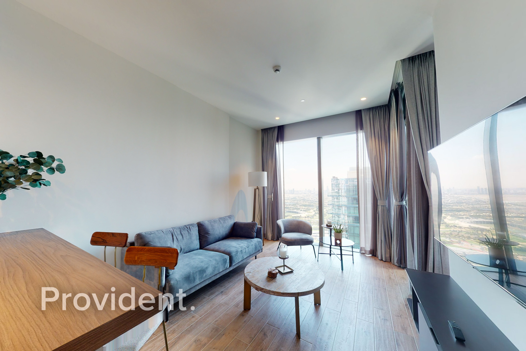 Luxury Furnished Studio|Move In Ready|Chiller Free