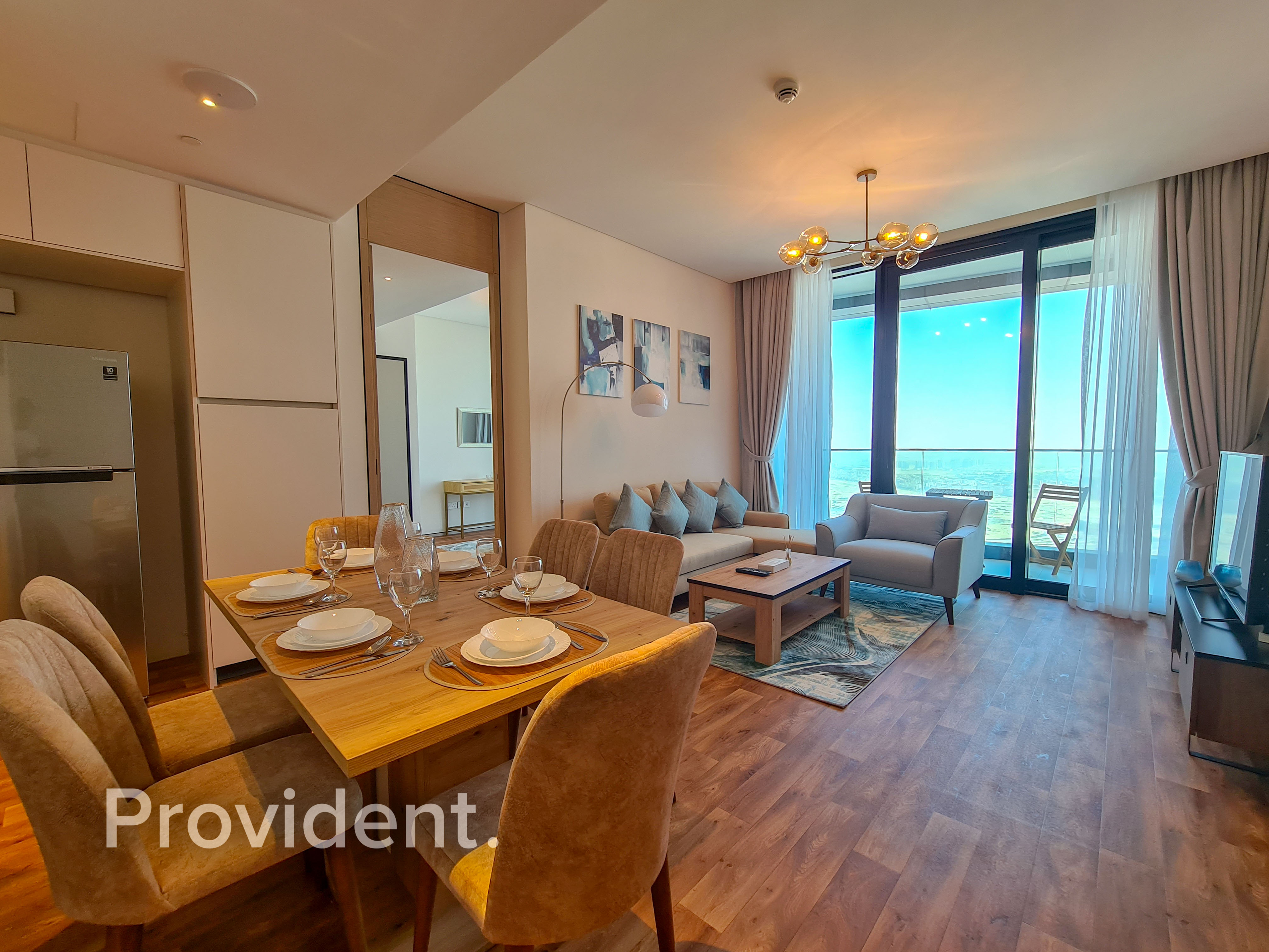 Fully Furnished | High Floor | R2F Layout