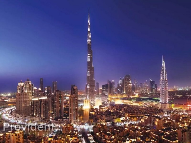 High Floor | Boulevard View | Resale