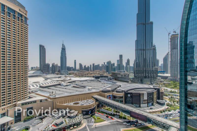 Full Burj View | High Floor | VOT