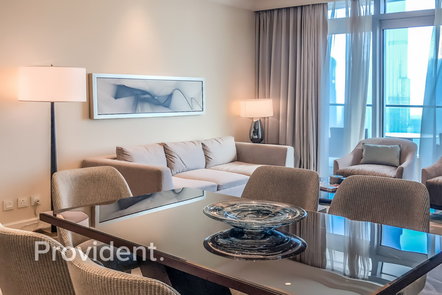 Fountain Views   Brand New   Furnished