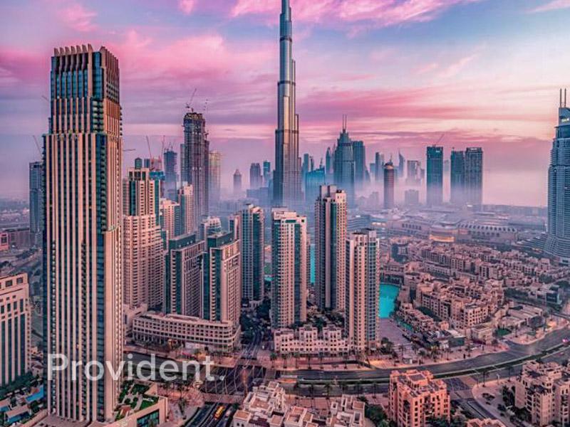 Burj Khalifa VIEW|LAST UNIT|Ready Q4 2022
